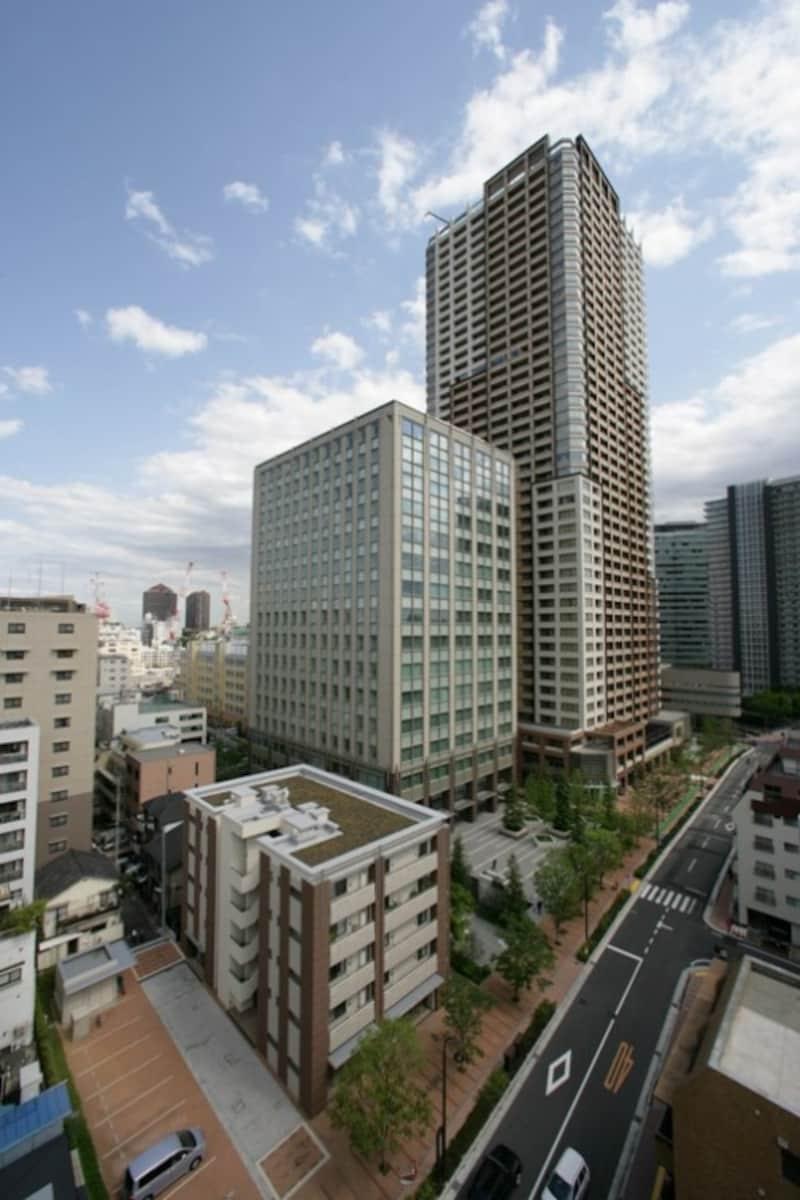 「東京サザンガーデン」以後も大崎五反田地区の再開発は続く。同じく三井不動産で、「東京サザンガーデン」のおよそ倍近い敷地の「北品川5丁目第1地区」が進行中だ。こちらは平成26年の竣工を予定している。