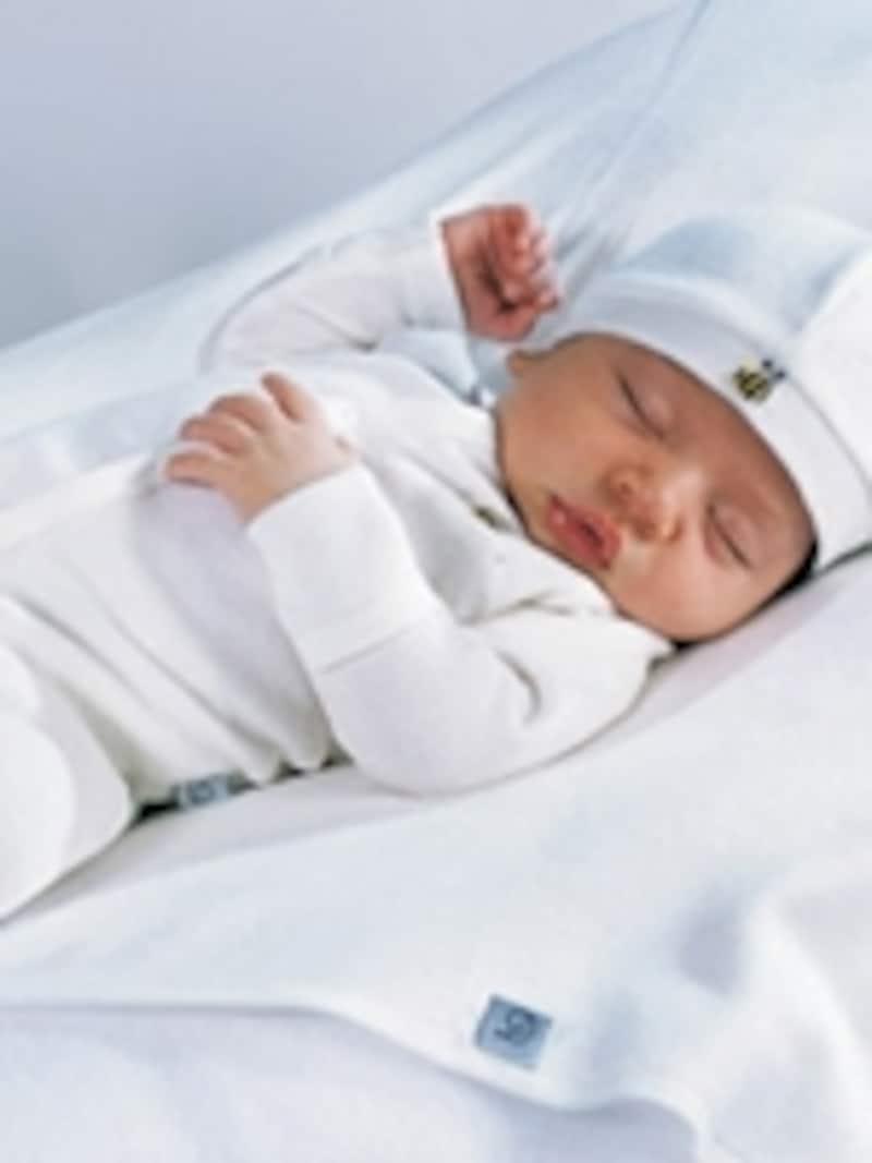 秋生まれの赤ちゃんは重ね着がポイント