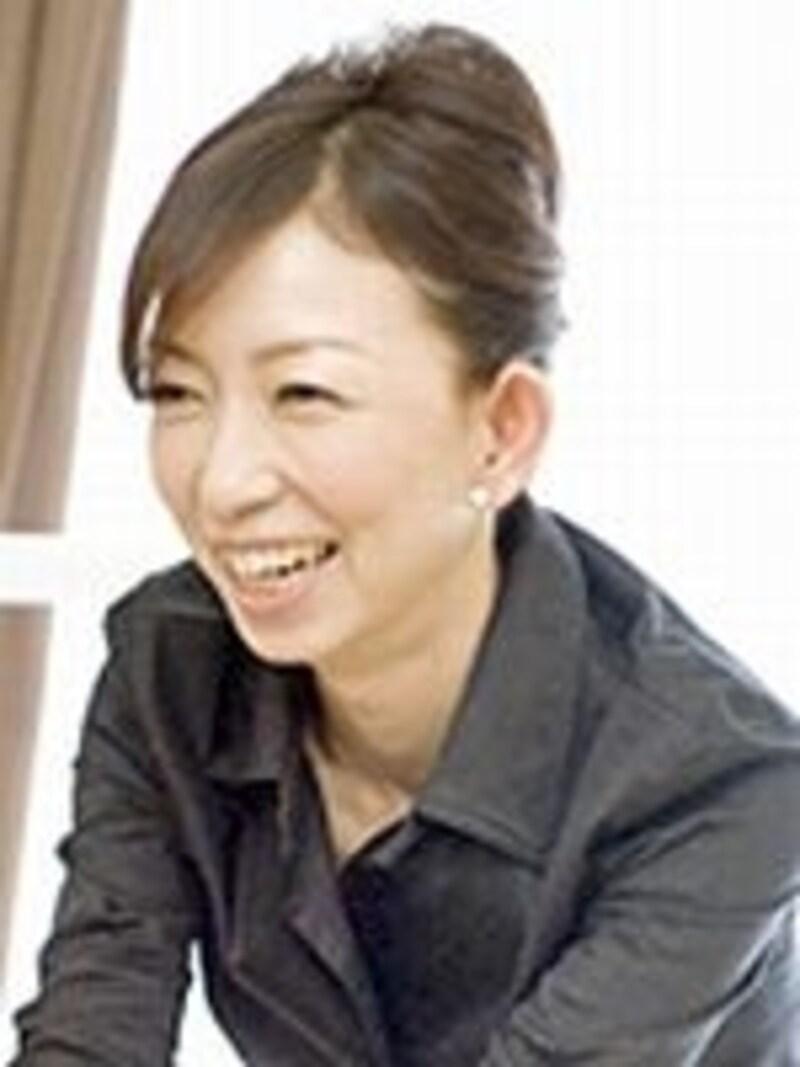 サロンオーナーの大多和圭子さん。足の悩みを解消してくれる高い技術力と的確なカウンセリングが人気の秘密