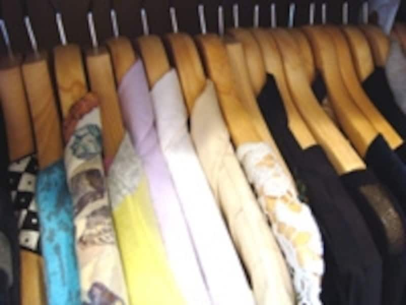 お洒落は服の数じゃない。