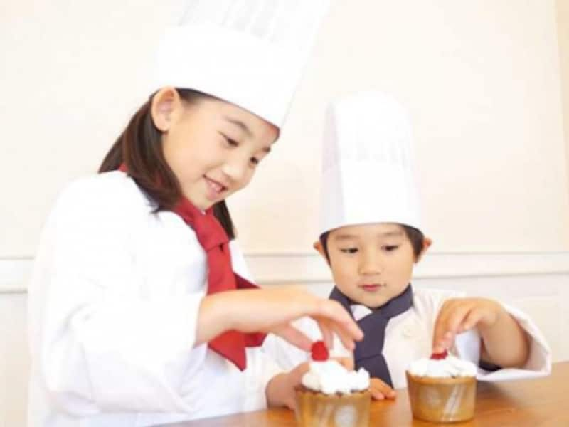子どもたちが憧れる職業・パティシェ体験を横浜のホテルで!※画像はイメージ(画像提供:横浜ロイヤルパークホテル)