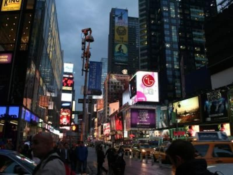 アメリカで最も物価が高いのはニューヨーク