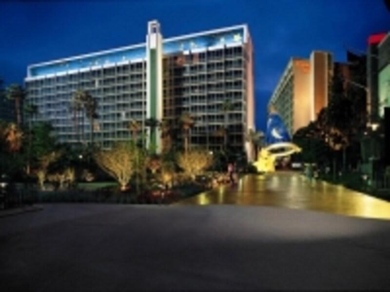 ディズニーランド周辺のホテルは高級なものが多い