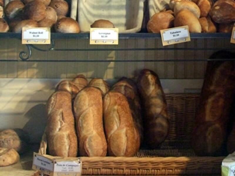 主食とする国も多く、多くの人の食生活に欠かせないパン