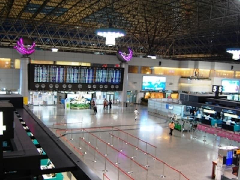 桃園国際空港第2ターミナル
