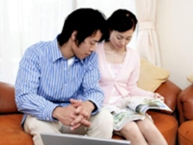 リフォームブルーの原因として目立つのが、計画段階での夫婦のコミュニケーション不足です
