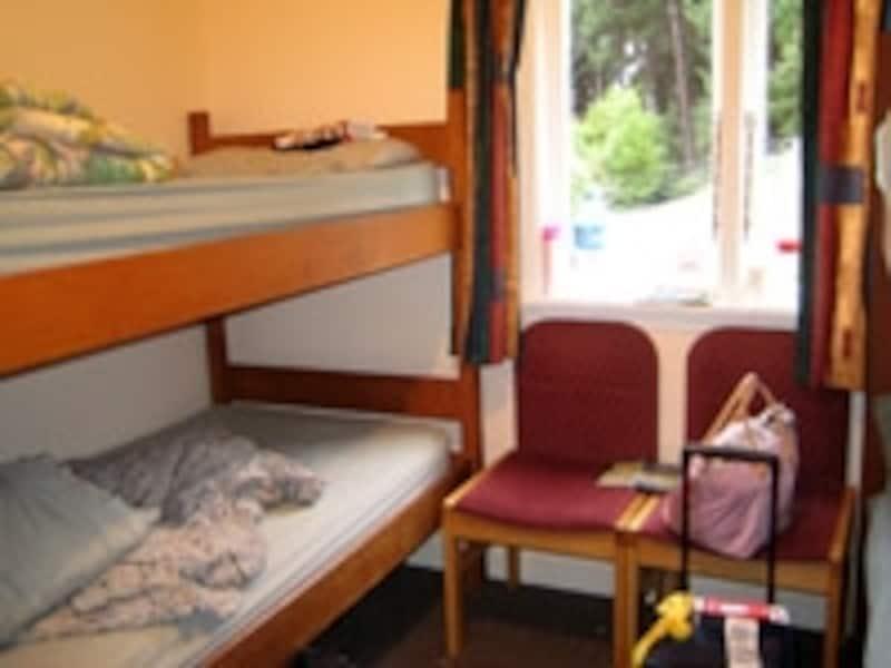 簡易宿泊施設は共同部屋も多い