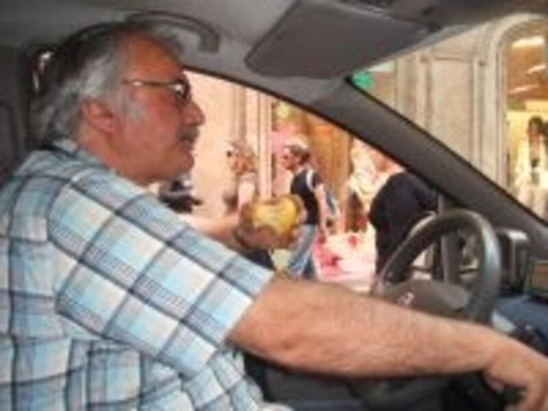 タクシー運転手さんの中にもいい人…はいるけれど