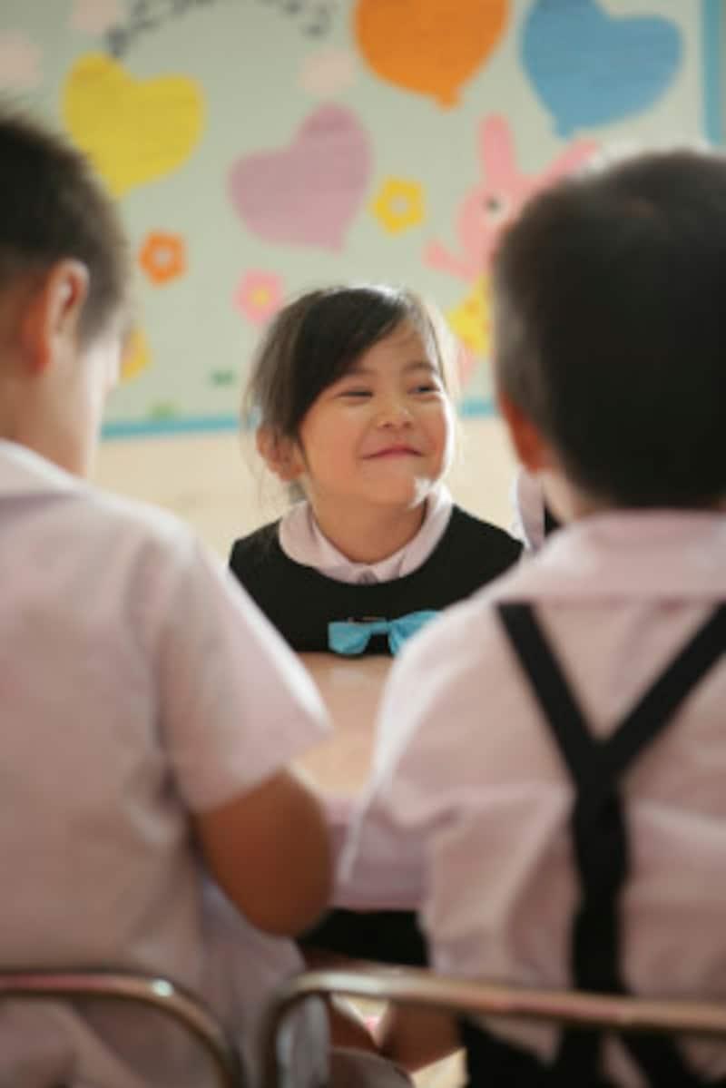 幼稚園・保育園のそれぞれの園の特色は子どもに大きな影響を与える