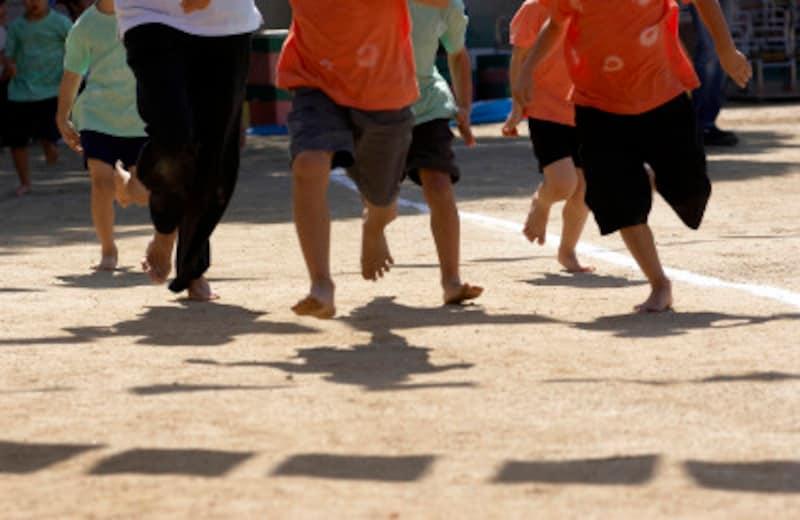 幼稚園でも屋外遊びに重点を置く所、保育園でも学習を取り入れている所、理念によってさまざまです