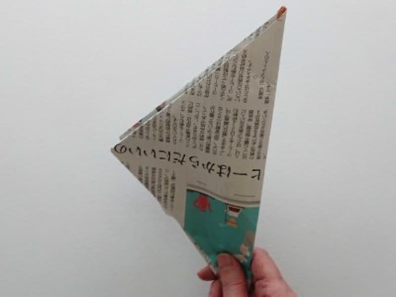 新聞紙紙鉄砲