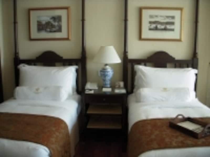 ラグジュアリーなホテルも、お手頃価格なのがマレーシア