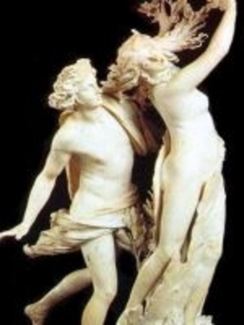 ベルニーニの傑作「アポロとダフネ」など、いつか教科書で見た作品…が一杯の美術館