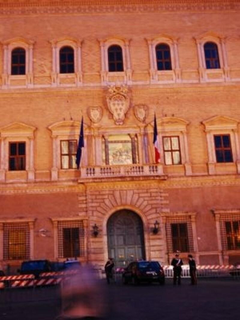 ローマを代表するファルネーゼ家やボルゲーゼ家など名家ゆかりの芸術品たちも目白押し