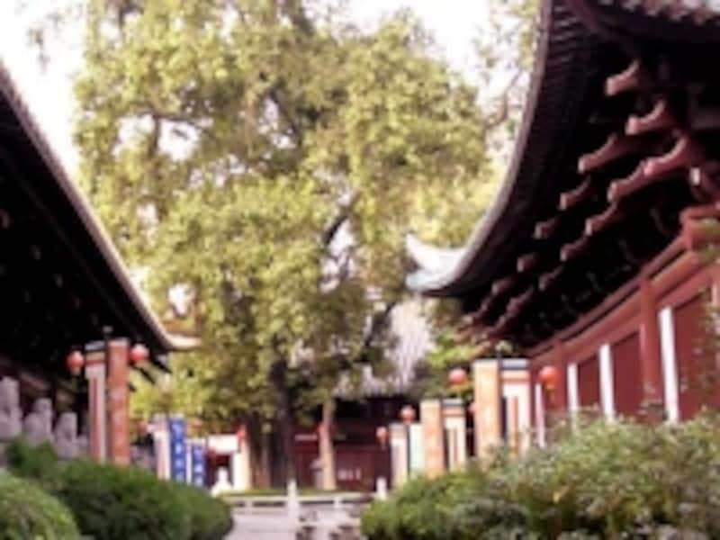 広州の歴史遺産・光孝寺