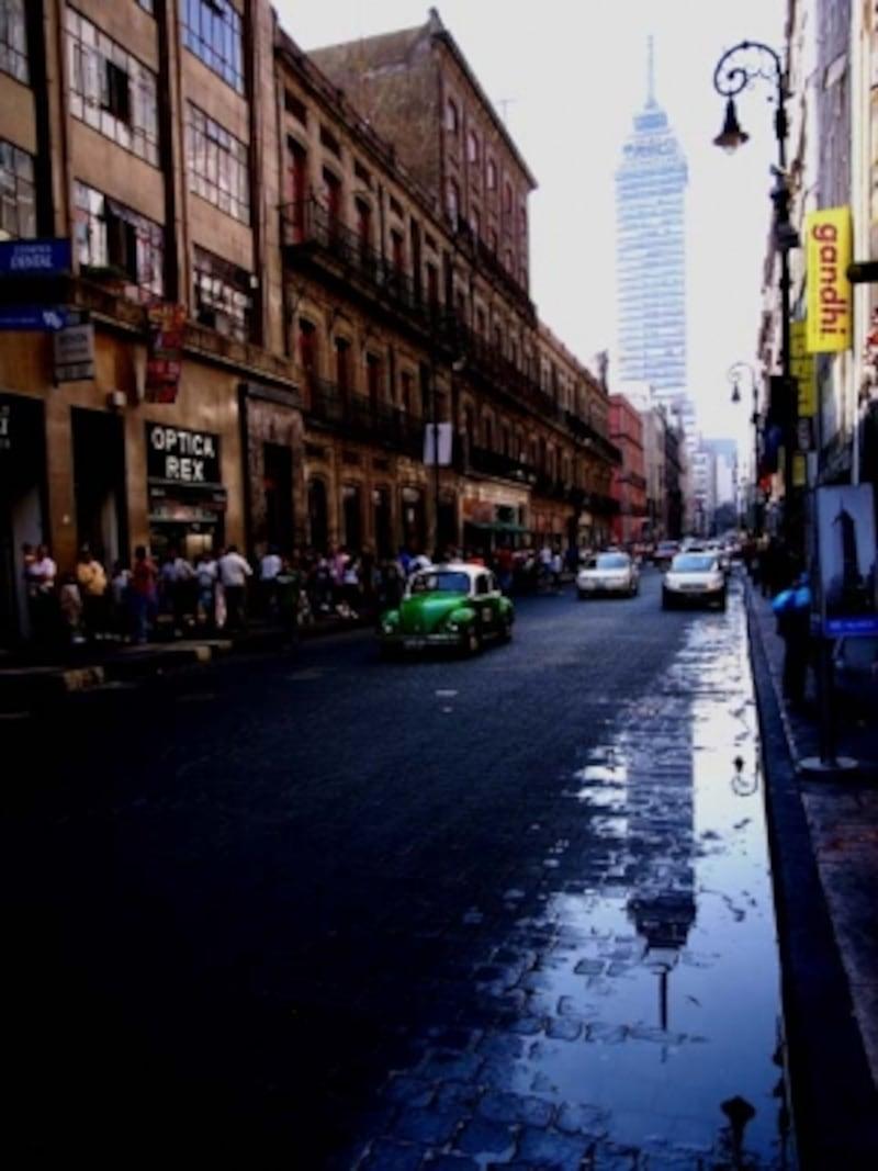 メキシコで最も治安が悪いと噂されるメキシコシティだけど、いつも危ないわけではない