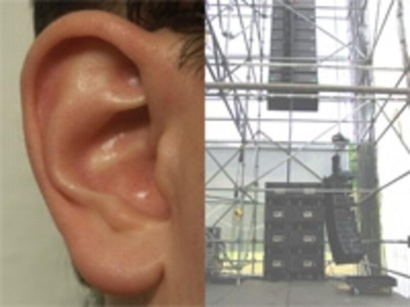 大きな音に御注意!