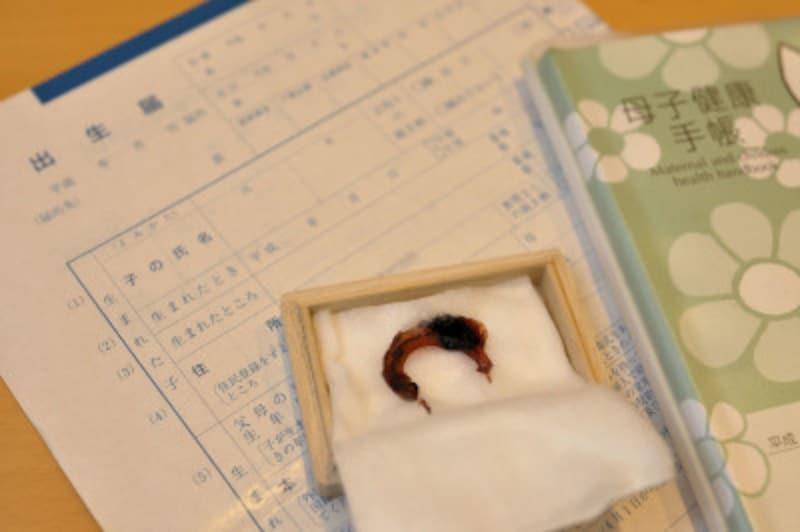 出生届は出産の日を含め14日以内に提出を