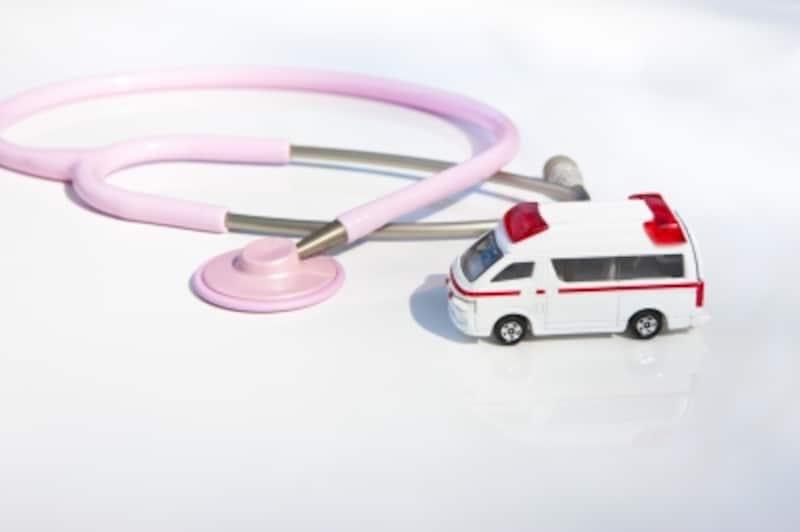 熱中症で救急搬送されて入院したら?