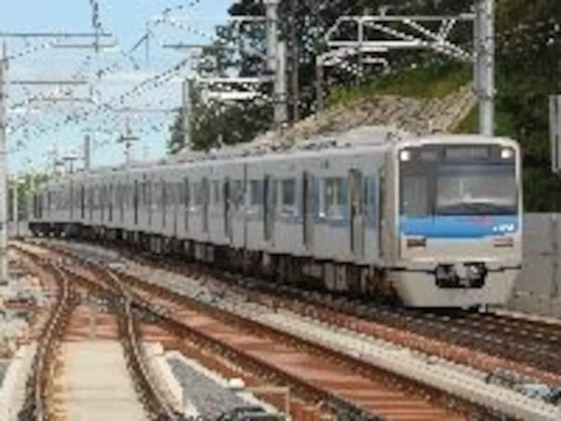 アクセス特急用に新造された京成の新型電車