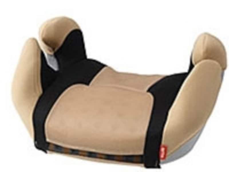 背もたれのないブースターシート 一番安価で手軽ですが、安全面では注意も