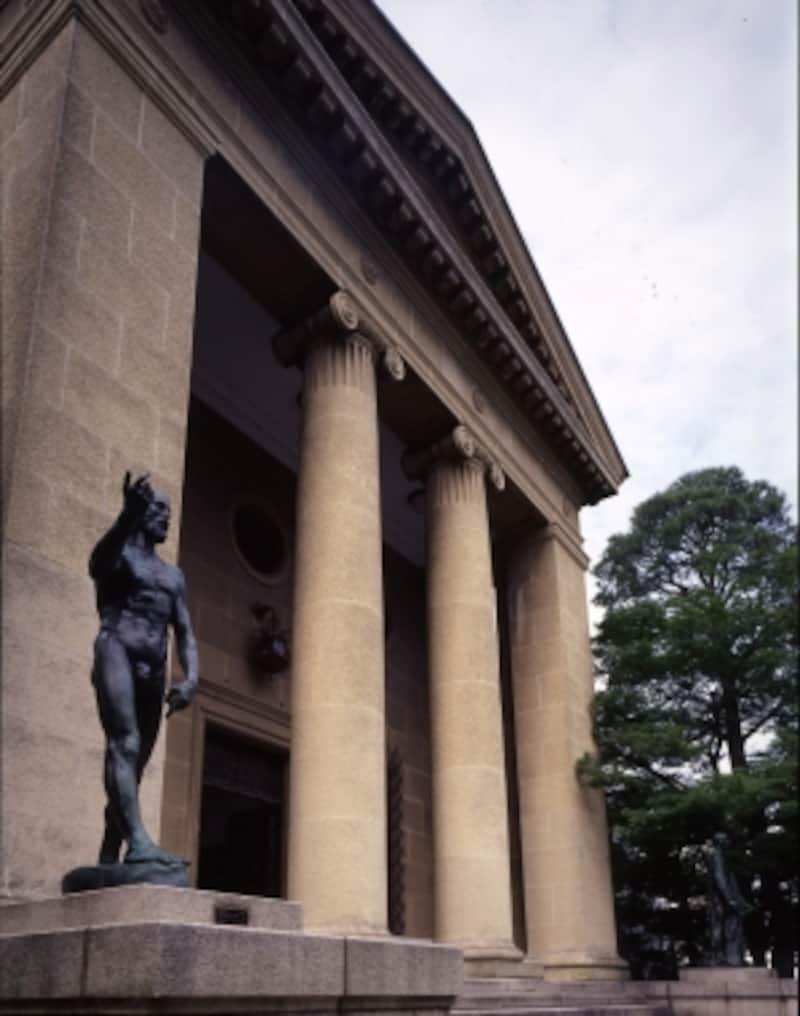 大原美術館外観undefinedギリシャ神殿風undefined写真提供:大原美術館