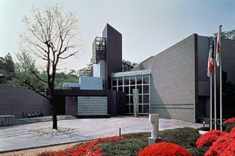 年に5~6回の企画展を開催する企画展示館