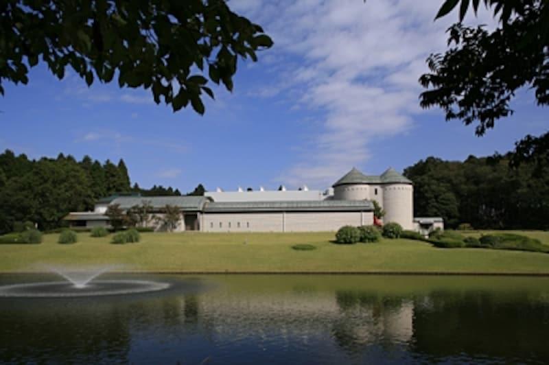 美術館の周りの庭園も美しい!undefined川村記念美術館