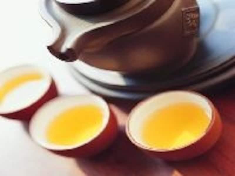 ダイエット茶の有効成分や効能を知って正しく飲もう!