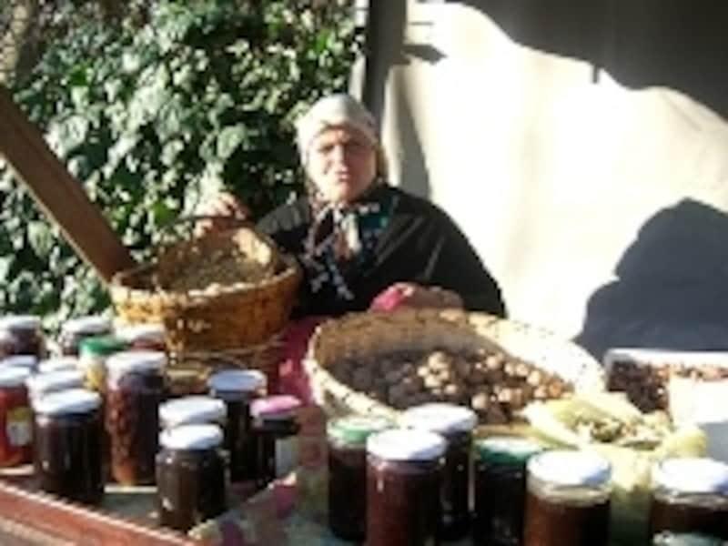 かわいいトルコのおばちゃんとは是非トルコ語で会話してみて!
