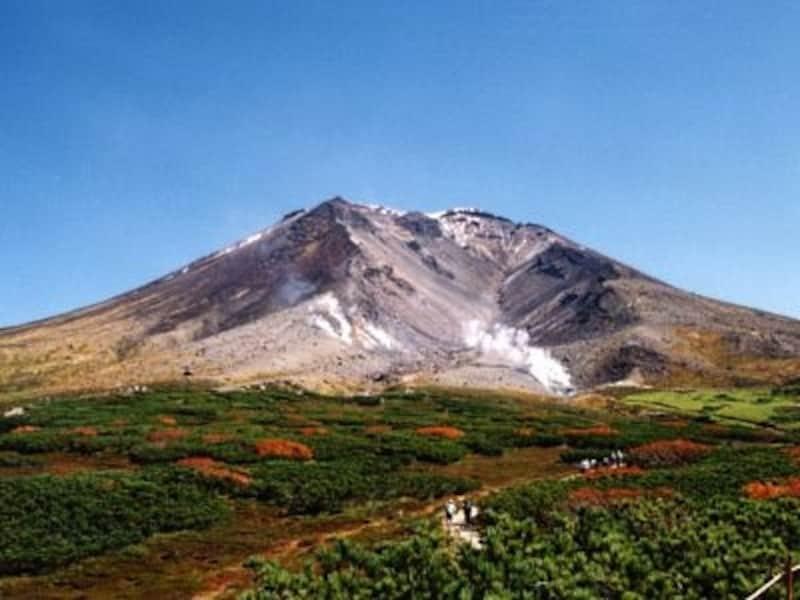 大雪山・旭岳と紅葉