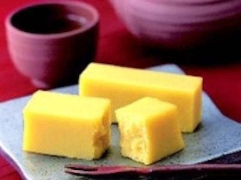 浅草を代表するスイーツ舟和の『芋ようかん』