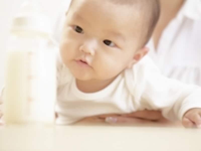 母乳で育てたいという場合でも、哺乳瓶は必要
