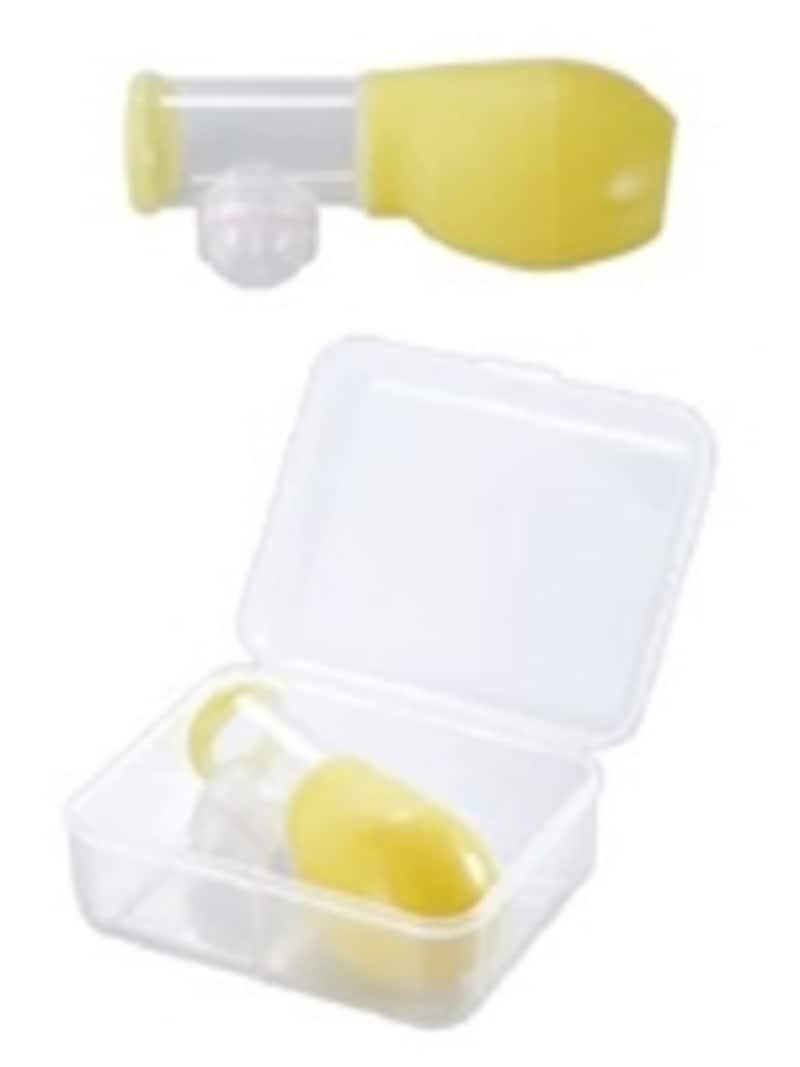乳頭が出にくい人はこういう補助器具を使い突出するようにしましょう。
