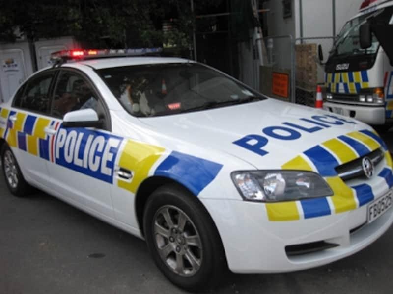ニュージーランドの警察undefined警察を呼びたいときには111