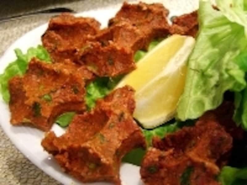 庶民的トルコ料理レストランは割とお得な価格設定