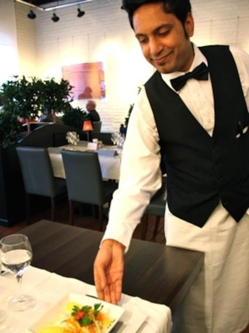 美食家を唸らせるのがブリュッセルのレストラン