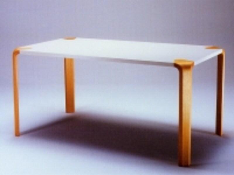 食堂テーブルundefined/undefinedD:天童木工undefined1967年