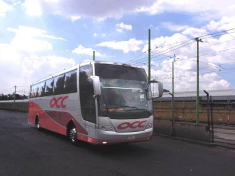 長距離バス1等クラスの一例