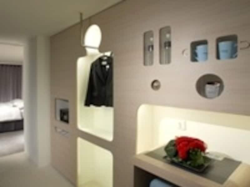 Justsleepホテルは細かな部分にもこだわったデザイン