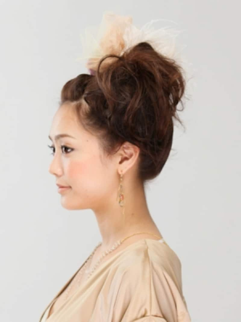hair and make KEIKO src=