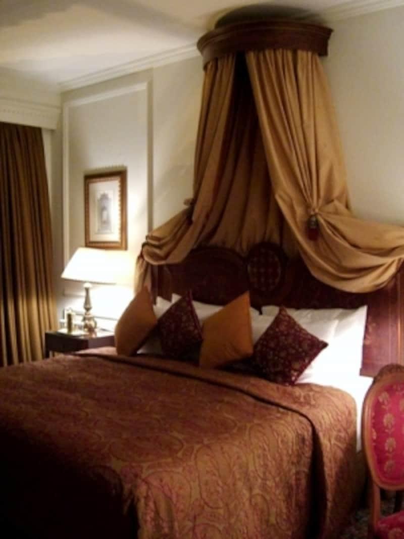 観光大国なだけに、ゴージャスホテルは中身も価格も天井知らず