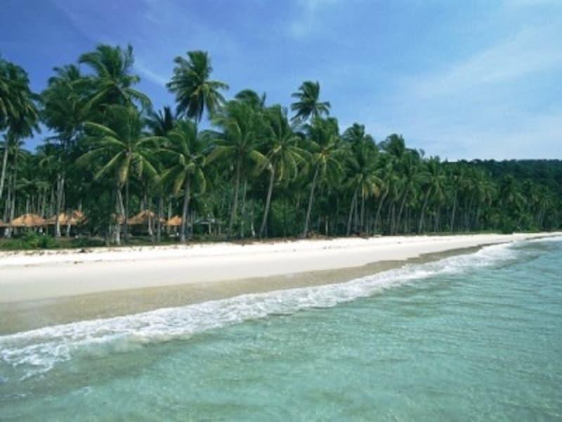 ビーチリゾートとしての魅力満載のチャーン島は今後ブレイクする可能性大!(c)タイ政府観光庁