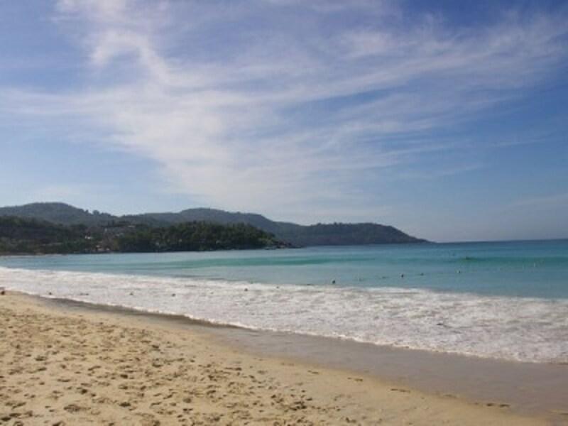 便利で賑やかなビーチが好きな人も、秘境系ビーチが好きな人もタイなら選りどりみどり!