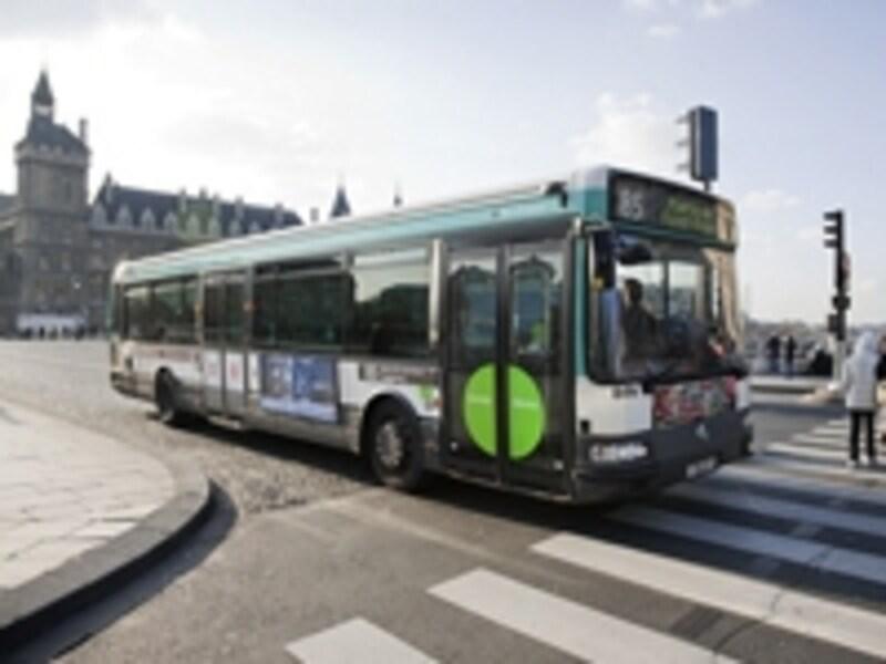 メトロほどわかりやすくはないけど、バスはより快適で便利