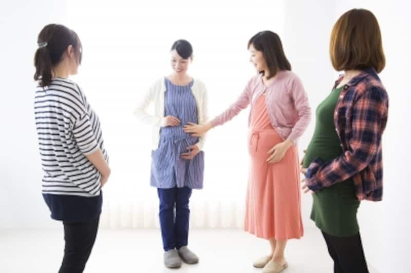 妊婦健診時の服装は上下セパレートやチュニックがオススメ