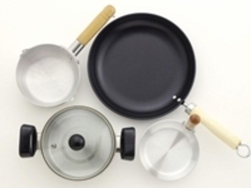 調理器具の選び方でもガス料金の節約に大きく繋がる