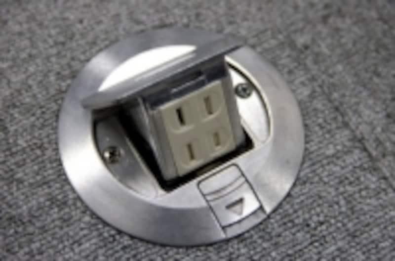 コンセントの位置と数を確認するには、手持ちの家電製品の数をあらかじめリストアップしておくといい