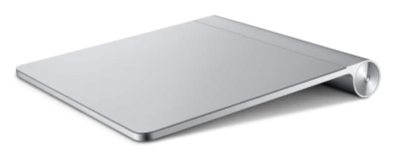 MacBookシリーズのトラックパッドをそのまま取り出したようなMagicTrackpad(クリックで拡大)