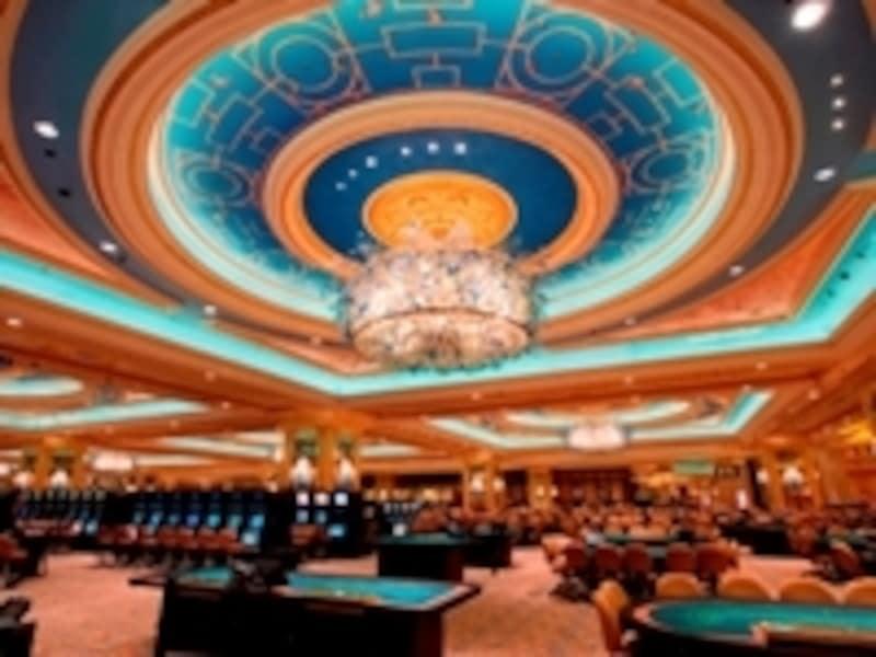ヴェネチアン・マカオ・カジノのイメージ。(c)TheVenetianMacao-Resort-Hotel